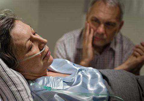 癌症是疼死的吗导致死亡的原因?